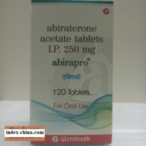 Abirapro medicine 250mg Abiraterone treats prostate cancer