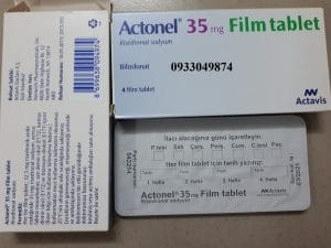Actonel 35mg Risedronate antiviral remedy - Actonel medicine hanoi Ho Chi Minh City (2)