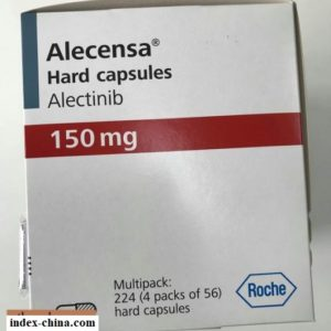 Alecensa medicine 150mg Alectinib treatment of lung cancer