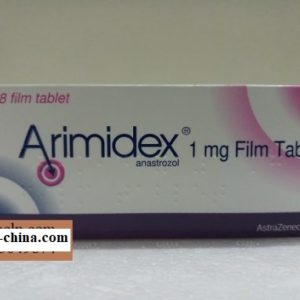 Arimidex medicine 1mg Anastrozole treats breast cancer