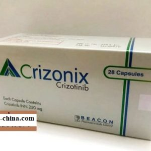 Crizonix medicine 250mg Crizotinib treatment of lung cancer