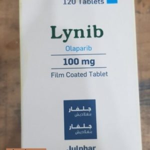 Lynib medicine 100mg Olaparib treatment of ovarian cancer - Price Lynib