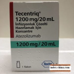 Tecentriq medicine 1200mg/20ml Atezolizumab treatment of some metastatic cancers - Tecentriq price