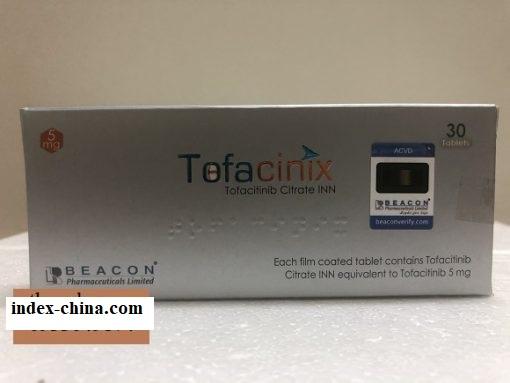 Tofacinix medicine 5mg Tofacitinib Anti-rheumatoid - Tofacinix price