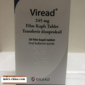 Viread medicine 300mg Tenofovir anti-virus medicine - Viread price