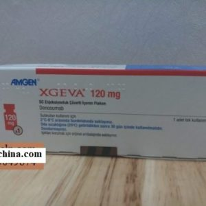 Xgeva medicine 120mg Denosumab cancer spread to bone, hypercalcemia